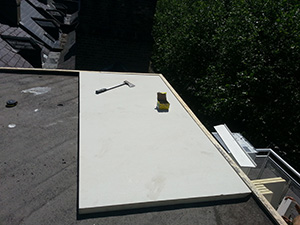 Insulating a Flat Roof